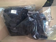 10 X BRAND NEW INDIVDUALLY PACKAGED FIGLEAVES BLACK BELLE MATERNITY TANKINI TOPS 187422 (SIZES MAY