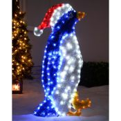 (REF2109671) 1 Pallet of New Stock - Retail value at new £916.81. To include: PENGUIN LED ROPE LIGHT