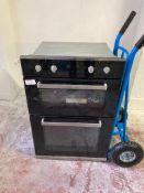 Prima+ Built-in Double Electric Oven - PRDO302