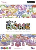 PALLET TO CONTAIN 480 X NEW BOXED WHEN IN ROME - THE TRAVEL TRIVIA GAME WHERE REAL PEOPLE ASK THE