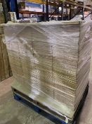 (Z212) PALLET TO CONTAIN APPROX 160 X KITCHEN STOCK, TO INCLUDE: GLOSS CREAM STYLE WALL END 290MM