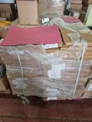 (P198) PALLET CONTAINING 5000 PIECES OF A2 SUGAR PAPER IN 20 BOXES