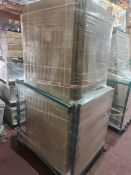 (J225) PALLET TO CONTAIN 19 X NEW BOXED 800MM WETROOM/SIDE PANELS. RRP £349 EACH