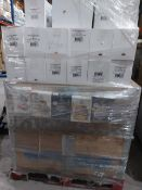 (W2) PALLET TO CONTAIN 156 BOXES OF 6 - SUPERFOOD BAKERY BAKING KITS TO INCLUDE: COOKIE MIX, BROWNIE
