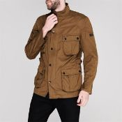 BRAND NEW BARBOUR INTERNATIONAL LOCKSEAM CASUAL JACKET SIZE LARGE (4300) RRP £159