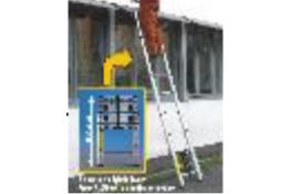 BRAND NEW XTEND AND CLIMB TELESCOPIC LADDER 3800MM EXTENDED RRP £300 SV-XTEND