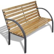 (REF2113776) 1 Pallet of Customer Returns - Retail value at new £286.40 To include:NORFOLK BENCH 1