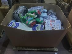 (M4) PALLET TO CONTAIN A LARGE QUANTITY OF ASSORTED ITEMS TO INCLUDE: WESTLAND AFTERCUT LAWN