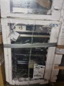 ZANU ZOD35661XK BI 60CM DBL ELE OVEN – SMASHED GLASS