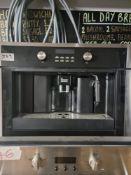 TEKA INTEGRATED COFFEE MACHINE – EX DEMO/USED RRP 1000