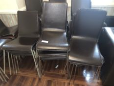 APPROX 50 X RESTAURANT CHAIRS
