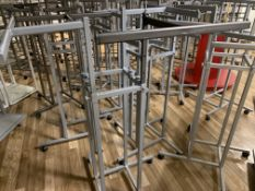 10 X ASSORTED RAILINGS IN VARIOUS STYLES AND SIZES