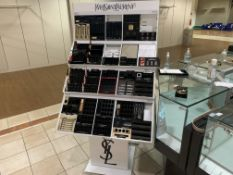 YVES SAINT LAURENT PORTABLE DISPLAY STAND
