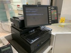 REAL POS TILLING SYSTEM WITH NCR MONITOR