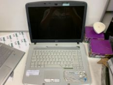 ACER ASPIRE 5720 LAPTOP, WINDOWS 10 WITH CHARGER