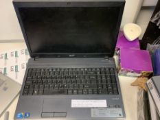 ACER TRAVELMATE 5742 FOR SPARES OR REPAIR, INTEL CORE i5 2.66GHZ