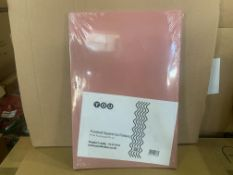 400 X BRAND NEW YOU PUNCHED SQUARE CUT FOLDERS