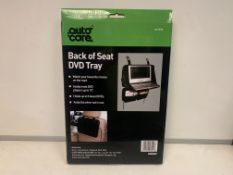40 X BRAND NEW AUTOCARE BACK OF SEAT DVD TRAYS