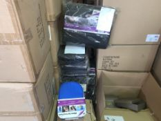 29 PIECE MIXED LOT INCLUDING WINTER SURVIVAL PACKS, BACKSEAT ORGANISERS, LARGE BACKSEAT ORGANISERS