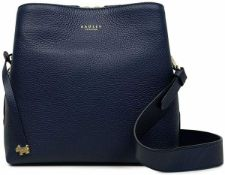 BRAND NEW RADLEY M Compartment Mltwy Ink, INK (2237) RRP £165 P3-5