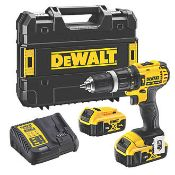(REF2123662) 1 Pallet of Customer Returns - Retail value at new £1930.91. To include: Dewalt Brushed