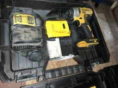 BOSCH COMBI DRILL COMES WITH 2 BATTERIES, CHARGER AND CARRY CASE (UNCHECKED, UNTESTED) PCK