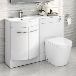 DESIGNER BATHROOM GOODS INC - BATHS, TAPS, SHOWER ENCLOSURES, SHOWER KITS, SHOWER TRAYS, WETROOM PANELS, RADIATORS, VALVES, VANITY UNITS & MORE