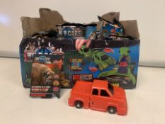 112 X BRAND NEW WILD CAR COLLECTABLES TRANSFORMER CARS IN DISPLAY BOXES
