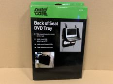 29 X BRAND NEW AUTO CARE BACK OF SEAT DVD TRAYS