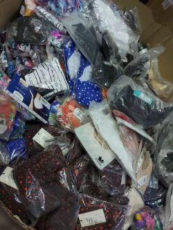 6,000 x NEW PACKAGED ASSORTED SWIM & UNDERWEAR FROM  FIGLEAVES, POUR MOI, MIRACLE SUITS, SEA FOLLY, SLOGGI & MORE DUE TO COMPANY LIQUIDATION