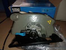 MAC ALLISTER MSCS1500 1500W 190MM ELECTRIC CIRCULAR SAW 220-240V COMES WITH BOX (UNCHECKED,