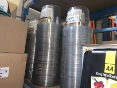 LARGE QUANTITY OF PAINT LINERS S1