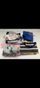 (NO VAT) 10 PIECE KIDS MIXED CLOTHING LOT IN VARIOUS SIZES INCLUDING FRANKLIN, SOUL CAL AND MARSHALL