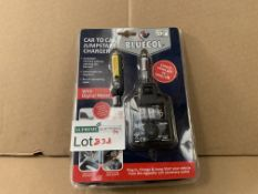9 X BRAND NEW BLUECOL CAR TO CAR JUMPSTART CHARGERS S1