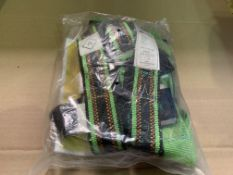 3 X BRAND NEW MILLER BY HONEYWELL DURAFLEX SAFETY HARNESS SIZE SMALL RRP £100 EACH R15