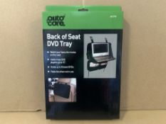 60 X BRAND NEW BACK OF SEAT DVD TRAYS S1