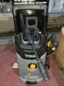 TITAN 150 BAR PRESSURE WASHER COMES WITH BOX (UNCHECKED, UNTESTED) PCK