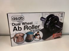 20 X BRAND NEW 2 WHELL AB ROLLERS R9