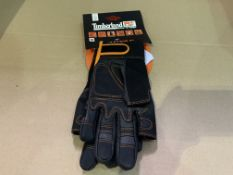 29 X BRAND NEW TIMBERLAND PRO EXTRA GRIP WORK GLOVES SIZES LARGE AND XL R15