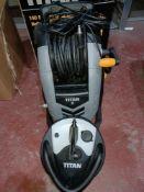 BRAND NEW TITAN TTB2200PRW-DSS 150BAR ELECTRIC HIGH PRESSURE WASHER 2.2KW 230V PCK
