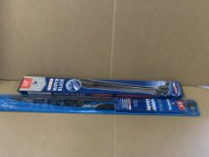 60 X BRAND NEW WIPER BLADES (SIZES MAY VARY) S1