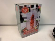 24 X BRAND NEW BENROSS FRUIT INFUSED PITCHER 2.5 LITRE R9