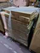 (Q97) PALLET TO CONTAIN APPROX. 30 x ASSORTED NEW COMPUTER PARTS/COMPONENTS. ORIGINAL PALLET RRP