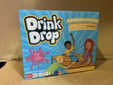 PALLET TO CONTAIN 50 X BRAND NEW DRINKS DROP GAMES RRP £22 EACH PW