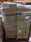 (Q96) PALLET TO CONTAIN APPROX. 40 x ASSORTED NEW COMPUTER PARTS/COMPONENTS. ORIGINAL PALLET RRP