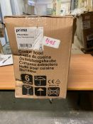 Prima PRCH600 60cm Telescopic Hood - St/Steel RRP £147