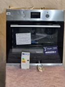 Electrolux KOFGH40TX Single Electric Oven Stainless Steel RRP £380
