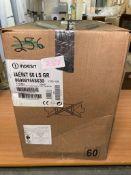 Indesit IAEINT 66 LS GR Cooker Hood - Grey RRP £140