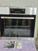 AEGBuilt In Single Electric Oven in Stainless Steel BEB231011M 60cm RRP £552 BI 60CM SNG ELE OVEN