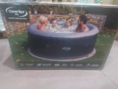 BOXED CleverSpa Mia Person Hot Tub. RRP £425 - UNCHECKED/UNTESTED